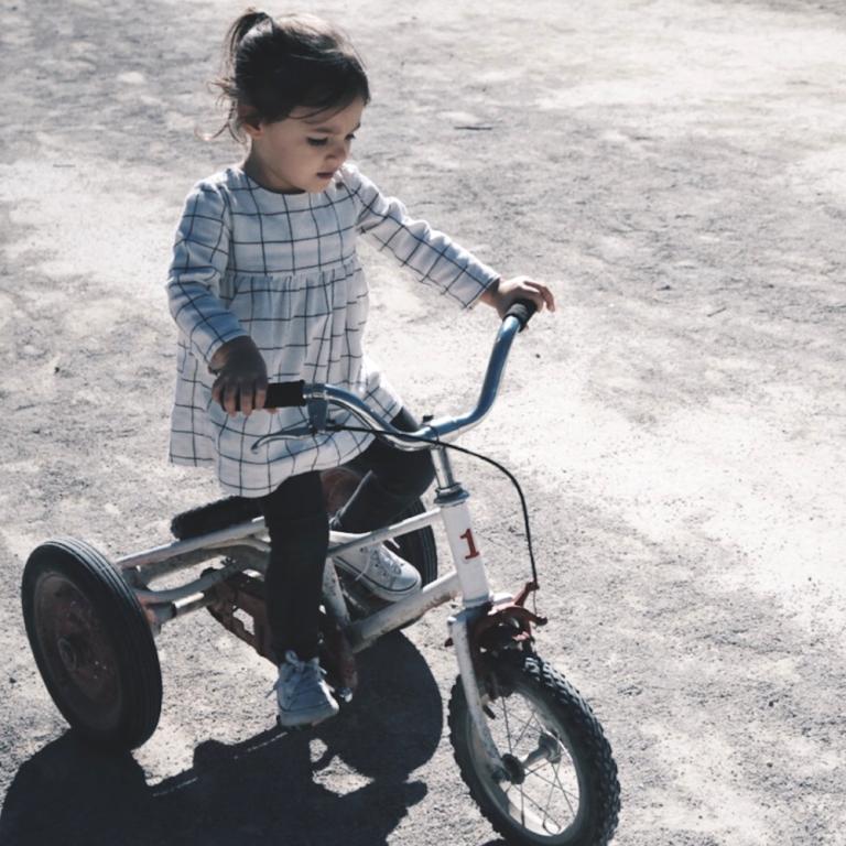 Was es wirklich braucht – Das Dreirad